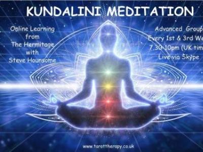 ONLINE KUNDALINI MEDITATION - Advanced Group