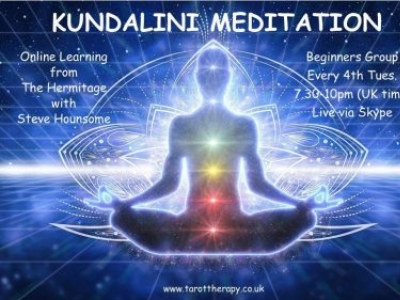 ONLINE KUNDALINI MEDITATION - Beginners Group