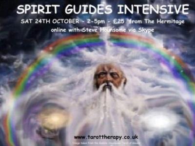 ONLINE SPIRIT GUIDES INTENSIVE WORKSHOP