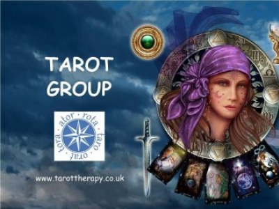 VIRTUAL TAROT STUDY GROUP - Online
