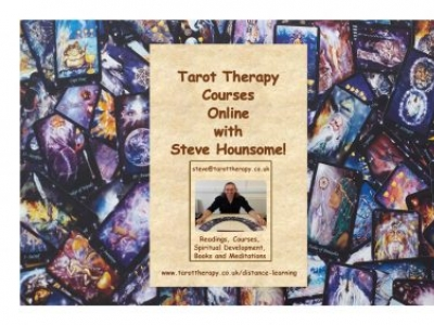Online - THE SEEKERS QUEST - An experiential Journey Through the Tarot!