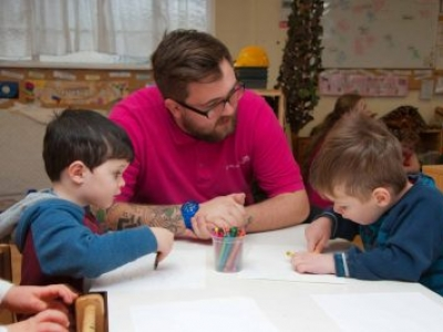 NCFE/Cache Level 2 Diploma for the Early Years Practitioner