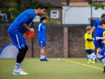 Football Coaching Pathway