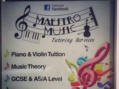 Maestro Music Tutoring Services: Recommended by the Professionals