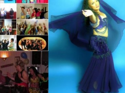 Belly Dancing With Tara: Classes in Liverpool Wirral Merseyside