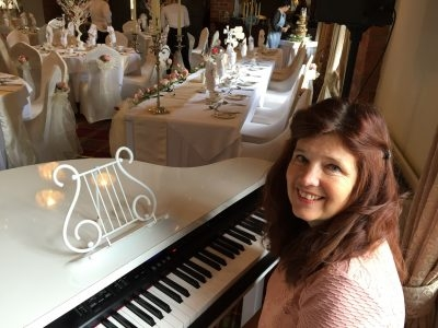 Karen Daniels: Pianist and piano teacher