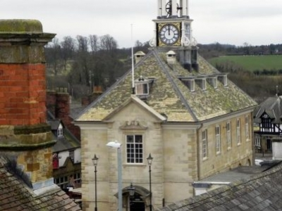 Brackley Town Hall: BTH Restoration Project