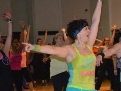 Stefania Stokes: We love Zumba