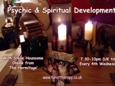 ONLINE PSYCHIC & SPIRITUAL DEVELOPMENT GROUP