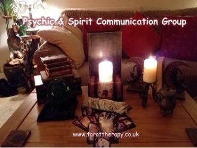PSYCHIC & SPIRIT COMMUNICATION CLASS
