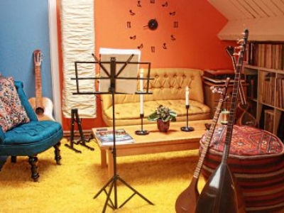 Sornai Music School: Iranian / Persian music school