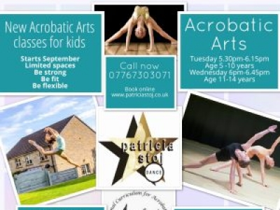 Acro dance and gym