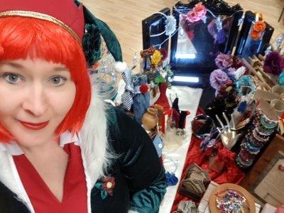 Melissa B Crafts: Miscellany Minx and Junk Genie