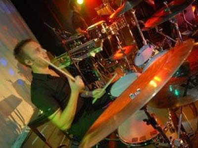 Jez Smith: Percussion and drum kit teacher and performer