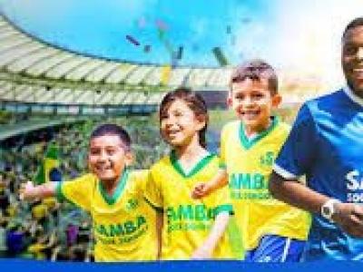 Samba Soccer Schools: Training the next generation of Football Coaches