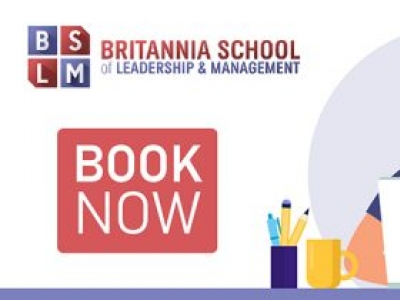 Britannia School of Leade: Where learners become leaders.