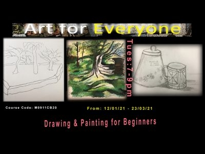 Drawing and Painting: Beginners