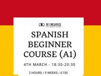 Spanish Beginner A.1