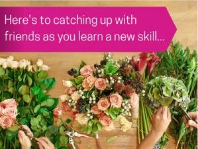 Flower Arrangement for beginners