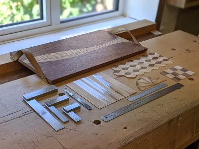 Veneering: Marquetry and Parquetry