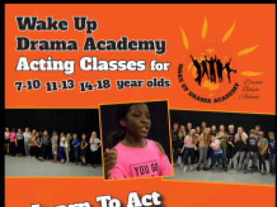 Wake Up Drama Academy: Acting classes