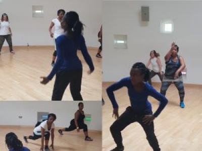 Tonte Dance
