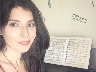 Alexandra Goia: Piano Teacher