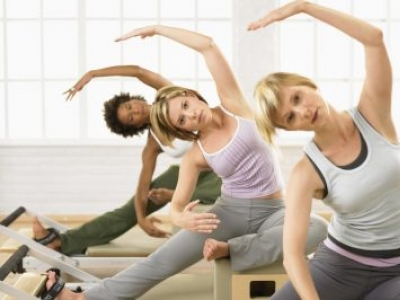Matwork Pilates: Group Classes