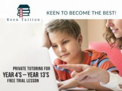 Keen Tuition: Keen to be the best