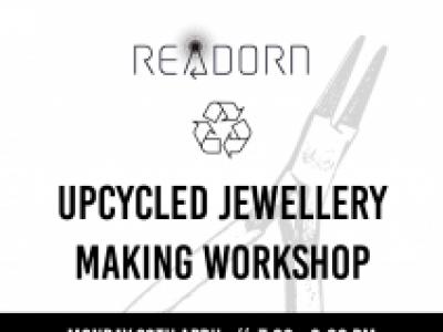 ReAdorn Jewellery: Upcycled Jewellery Workshops