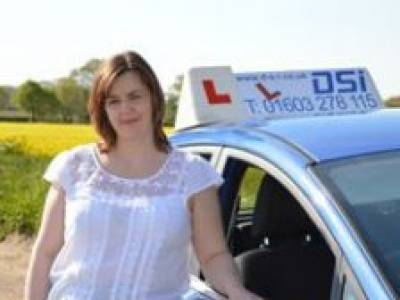 Tracy Hubbard: Driving Instructor Norwich
